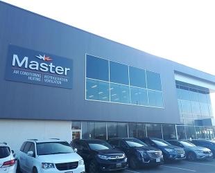 Condor Master Group's Building